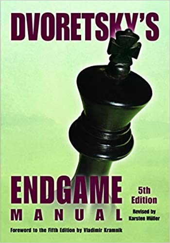 Dvoretsky's Endgame Manual book cover