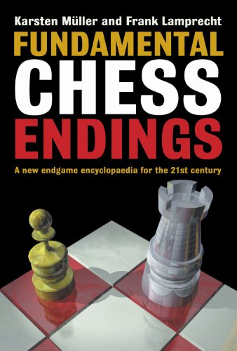 Fundamental Chess Endings book cover