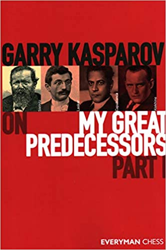 Garry Kasparov on My Great Predecessors book cover