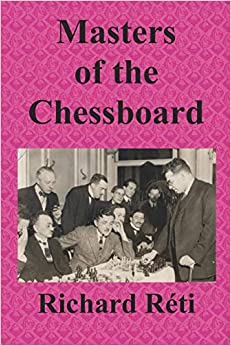 Masters of the Chessboard book cover