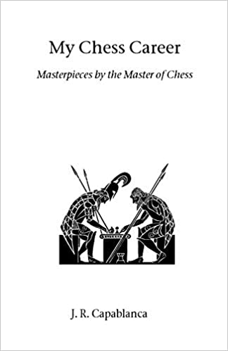 My Chess Career book cover