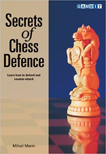 Secrets of Chess Defence book cover