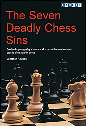 Seven Deadly Chess Sins book cover