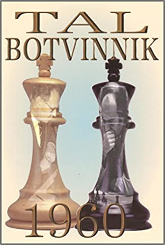 Tal-Botvinnik 1960: Match for the World Chess Championship book cover